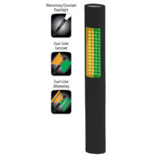NSP-1180 Safety Light - Flashlight - Grn / Amber Strobe