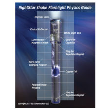 NightStar Flashlight Physics Guide