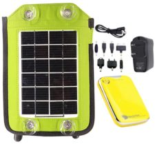 Solar Charger 489