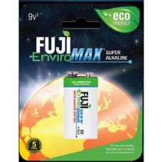 Fuji EnviroMAX 9V Batteries