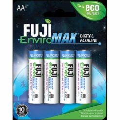 Fuji Battery 8300BP4, Digital AA, Case quantity 192 cells