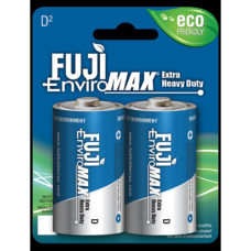 Fuji Heavy Duty D Batteries