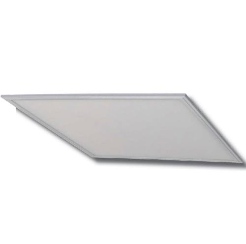 """24""""x24""""x2"""" ultra-thin aluminum panel light with acrylic lens. Dimmable with four CCT color options."""
