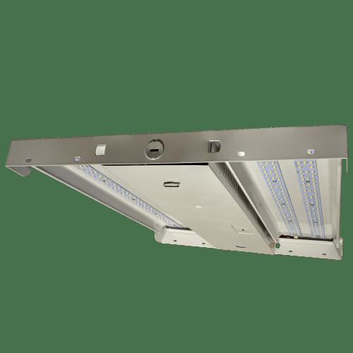 I-Beam High Bay Light LEDHB100 Steel Body 100W, 4K 5K, 13,910lm, 0-10vDC Dimmable DLC Premium