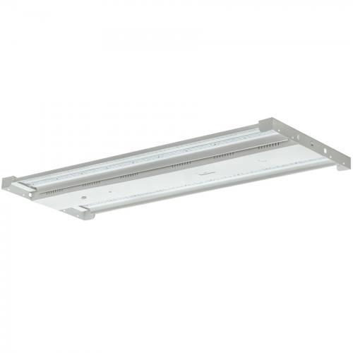 I-Beam High Bay Light LEDHB160 Steel Body 160W, 4K 5K, 22,256lm, 0-10vDC Dimmable, DLC Premium