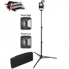 NSR-1514C Battery Power Floodlight with Tripod & Carrying Case