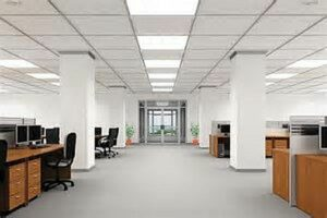 LED Office Lighting Improves Occupant Comfort