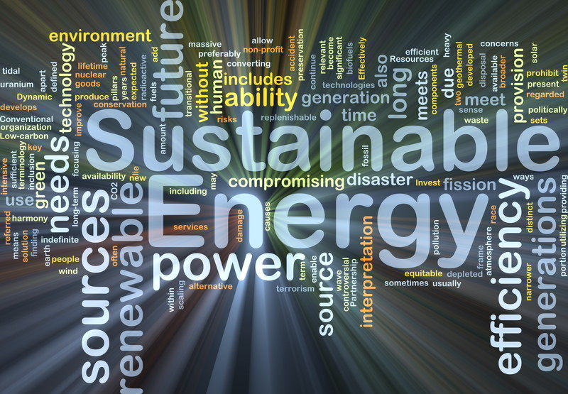 Renewable Energy includes Solar, Wind, Hydro and Energy Storage
